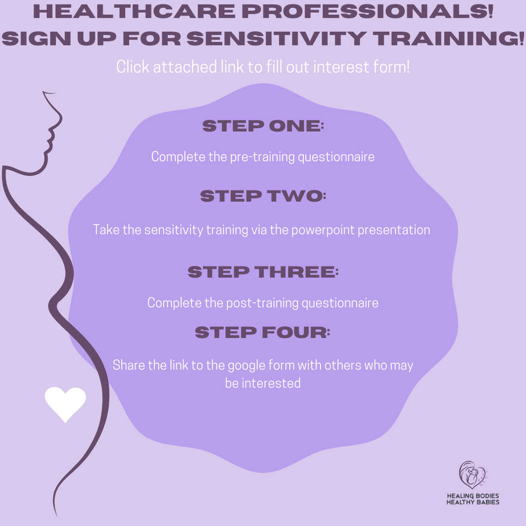 Copy of Copy of How to sign up for Sensitivity Training