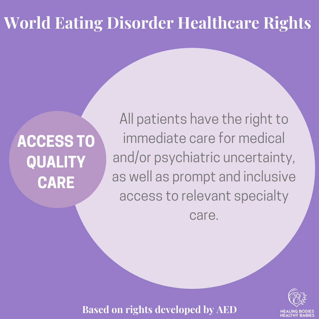 Access to Quality Care
