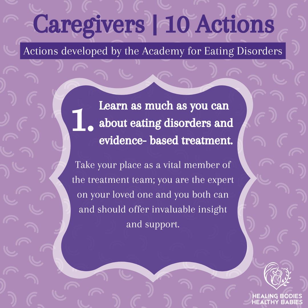 Caregivers - Action 1