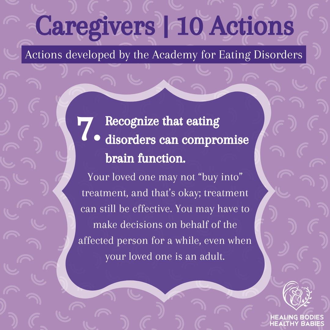 Caregivers - Action 7