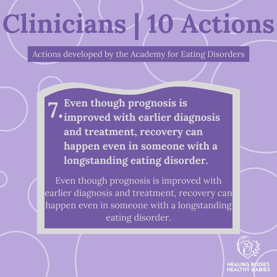 Clinicians - Action 7