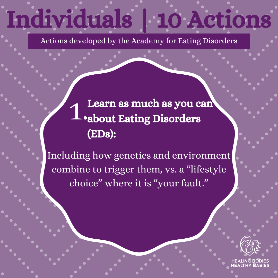 Individuals Action 1