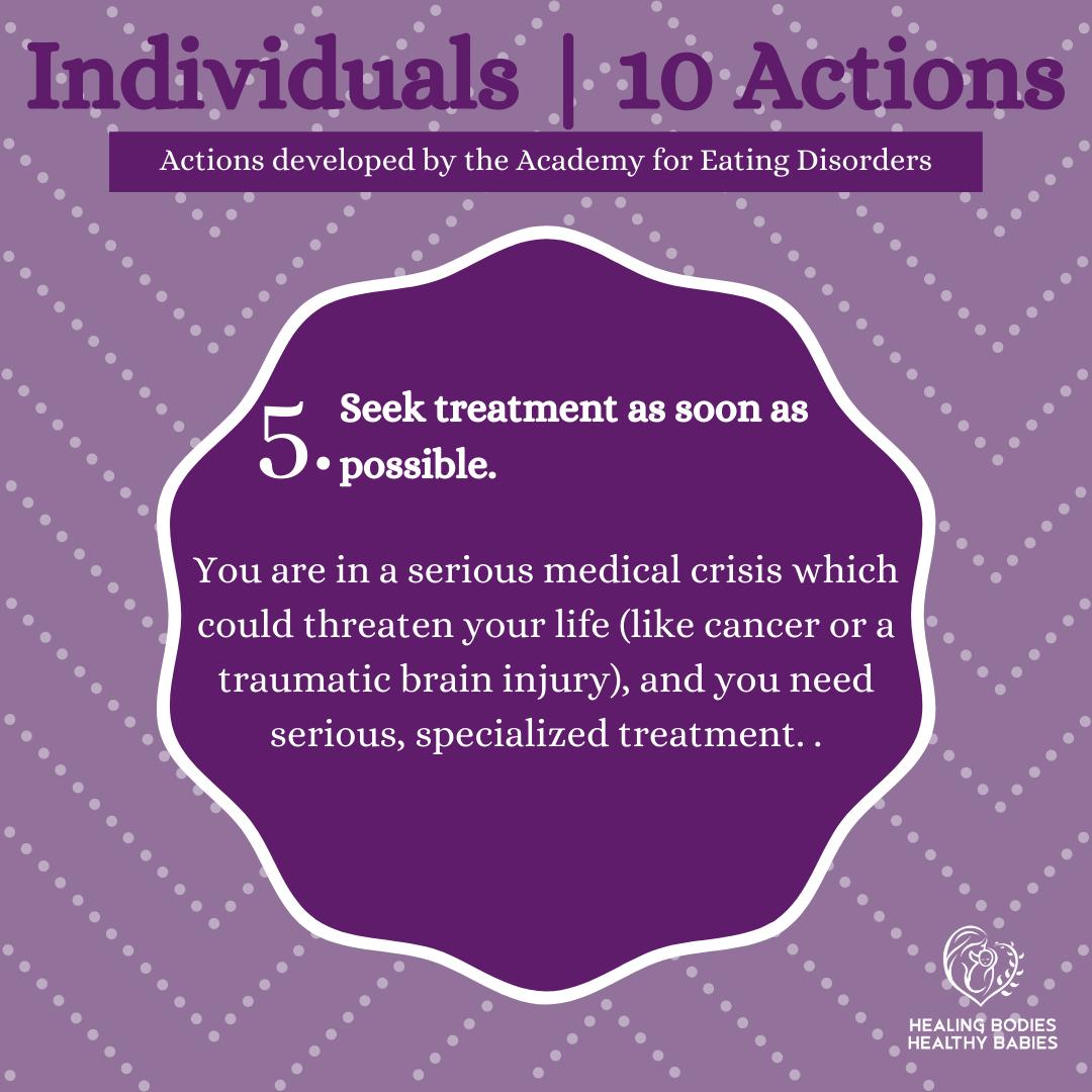 Individuals Action 5