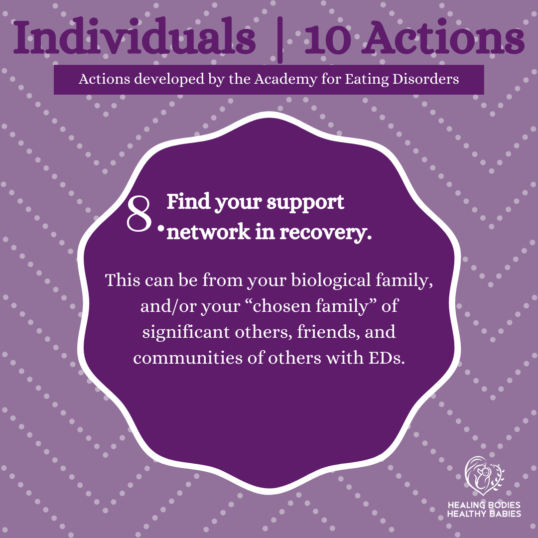 Individuals Action 8