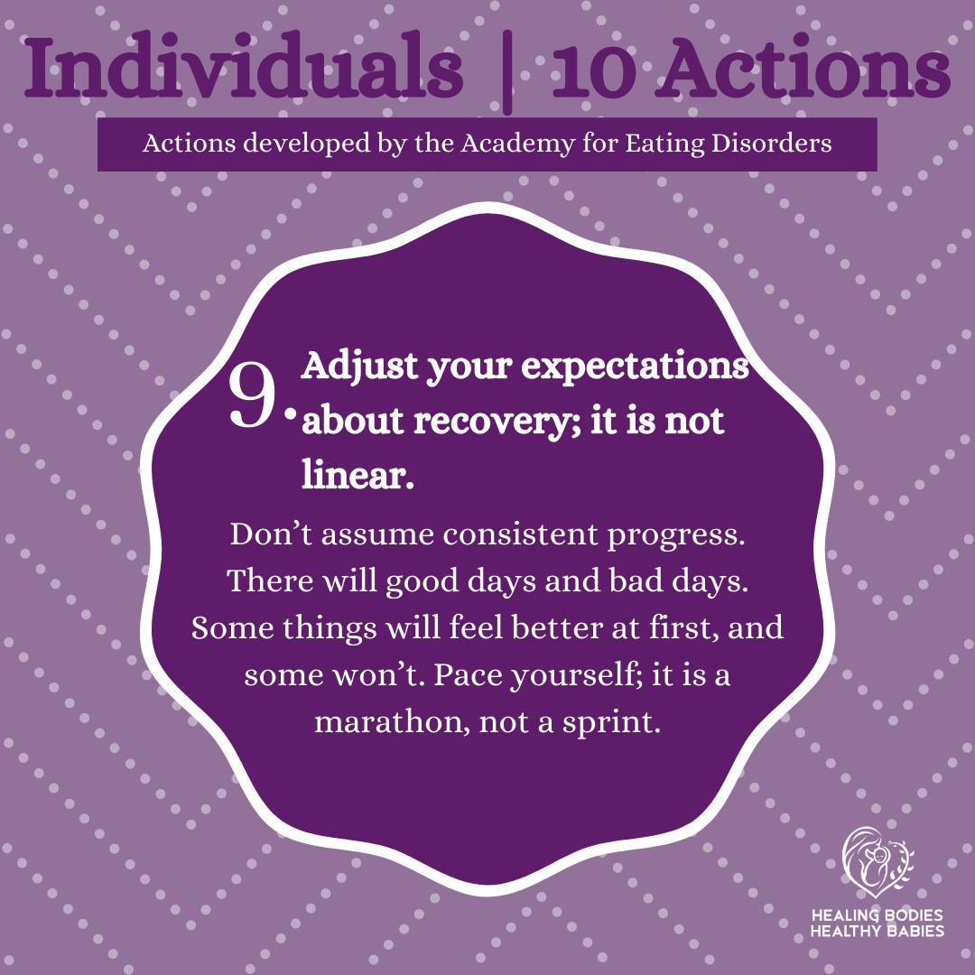 Individuals Action 9